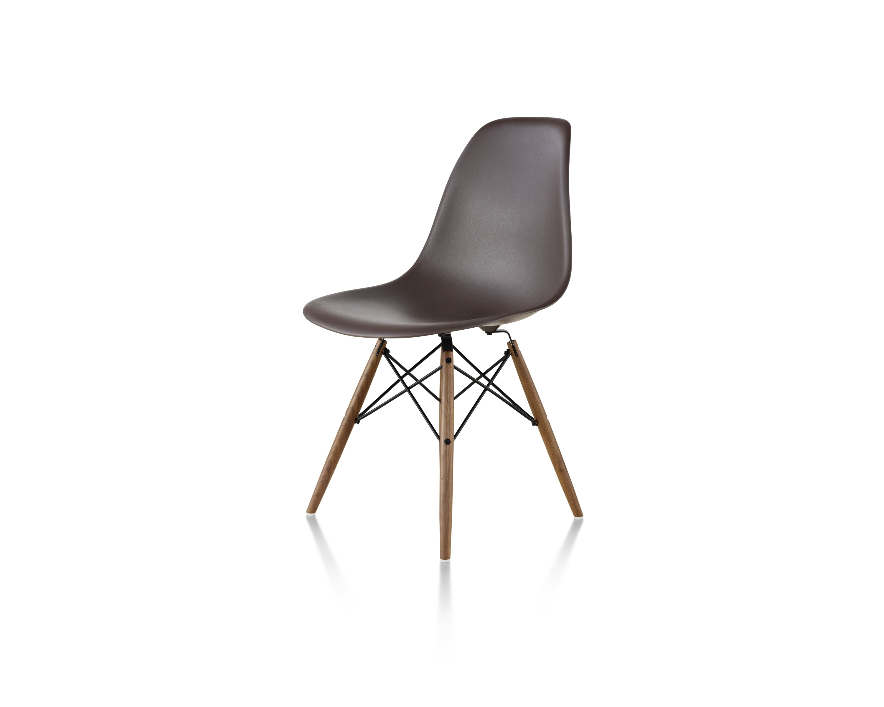 Multi use guest chairs officio mondo for Eames molded plastic dowel leg side chair