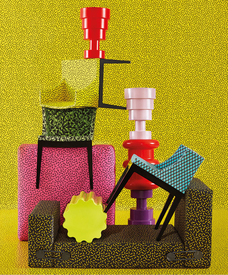 kartell-memphis-collection